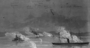 Battle of Aquia Creek - Image: Battle of Aquia Creek