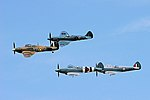 Battle of Britain Memorial Flight - RIAT 2007 (2473600735).jpg