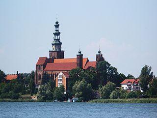 Chełmża Place in Kuyavian-Pomeranian Voivodeship, Poland
