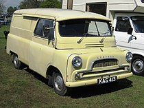 Bedford CA 1595 cc reg August 1959.JPG