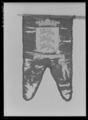 Begravningsbanér, Estland, fört i Karl X Gustavs begravningståg 1660 - Livrustkammaren - 36101.tif