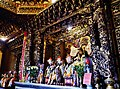 Beigang Beigang Chaotian Temple Mittlere Halle 3.jpg