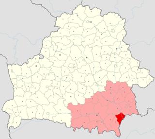 Loyew District District in Gomel, Belarus