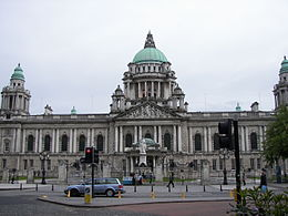 Belfast City Hall nel 2007