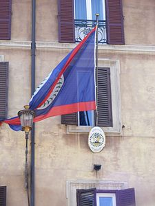 Belizean embassy to the Republic of Italy.jpg