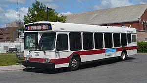 Belleville Transit - Image: Belleville Transit 9850
