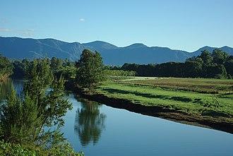Bellinger River - Image: Bellinger River NSW 1