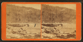 Bellows Falls in winter, by P. W. Taft.png