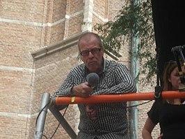 Sombogaart op de set van Koning van Katoren (Rotterdam, 2012)