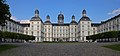 Bensberg Castle front side 06-2012.jpg