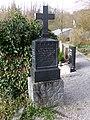 Bensheim-Schönberg, Friedhof, Grabmal Storck.jpg