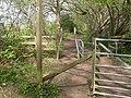 Bere Regis, gate or stile^ - geograph.org.uk - 1268385.jpg