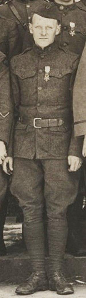 Berger Loman - Medal of Honor recipient