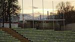 Bergsicht bei Föhn hinter dem Olympiastadion.jpg