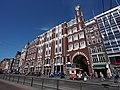 Berlage, gebouw voor 'De Algemeene' (1893), Damrak foto 2.JPG