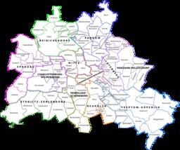 Unuopaj partoj de Berlino