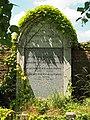 Bernhard Pollack von Parnau family grave, Vienna, 2018.jpg