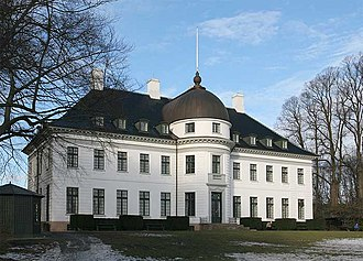 1765 in architecture - Bernstorff Palace