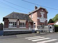 Berthenicourt (Aisne) mairie.JPG