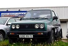 Daihatsu Rocky - Wikipedia