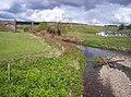 Bervie Water From Old Mondynes Bridge - geograph.org.uk - 168582.jpg