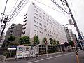 Best Western Tokyo Nishi-kasai outside 2014.jpg