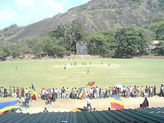 Welagedara Stadium Cricket stadium in Kurunegala, Sri Lanka