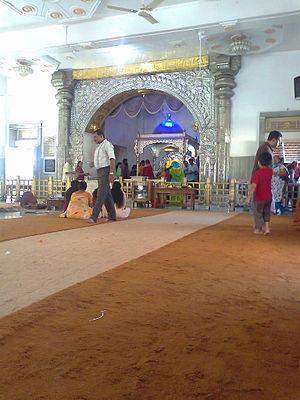 Bhagawan Nityananda - Bhagawan Nityananda Samadhi