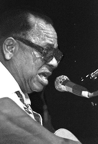 Big Joe Williams - Williams in concert, November 14, 1971