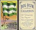 Big Run Cigarros, Flag of Smyrna (1910).jpg