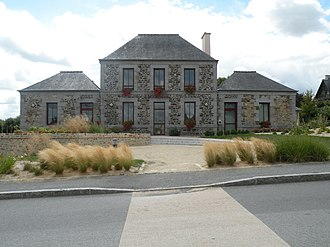 Billé - Town hall
