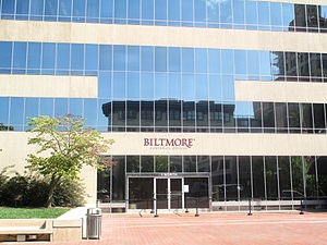 The Biltmore Company - Biltmore Corporate Office in downtown Asheville