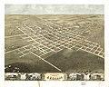 Bird's eye view of the city of Sedalia, Pettis Co., Missouri 1869. LOC 73693491.jpg