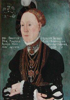 Birgitte Gøye Danish noble