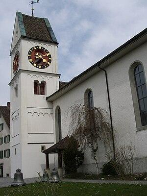 Birmensdorf, Zürich - Birmensdorf church