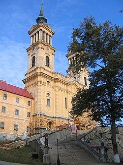 Biserica Manastirii Sfanta Maria Radna.jpg