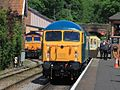 Bishops Lydeard -56006 and 66763.JPG
