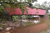 Bitzer's Mill Covered Bridge Side 3008px.jpg