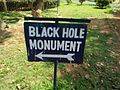 Black Hole Monument. .jpg