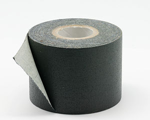 Gaffer tape - Matte black gaffer tape