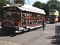 Blackpool Tram 2 Crossbench car Crich (1).jpg