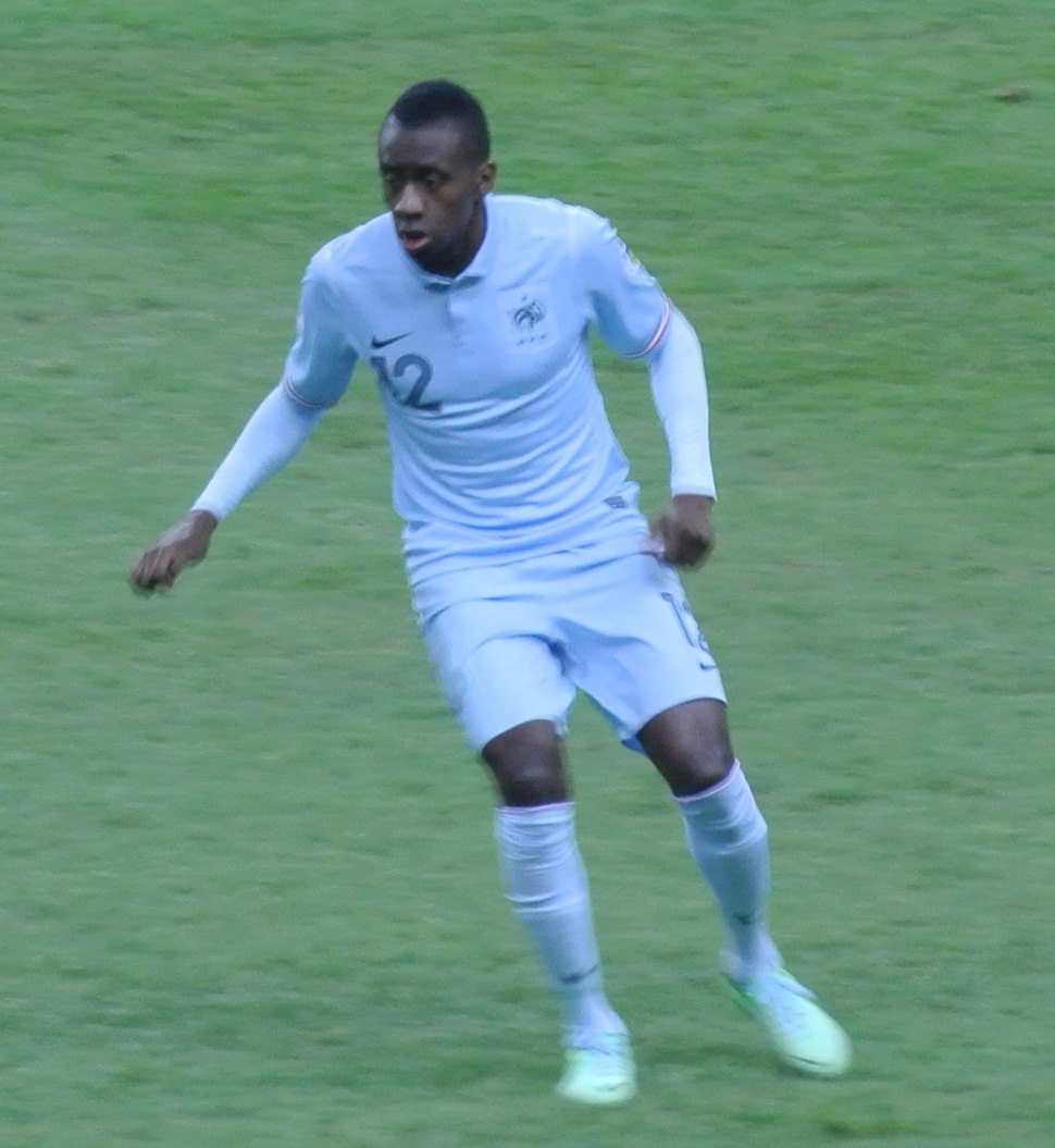 Blaise Matuidi en équipe de France