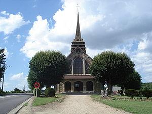 Blaru - Saint-Hilaire