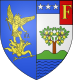Coat of arms of Menton