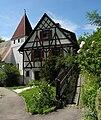 Blaustein - Ev.Kirche mit Pfarrhaus in Lautern.JPG