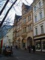 Blick in die Theaterstrasse Heidelberg von der Hauptstrasse.jpg
