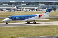 G-RJXP - E135 - Loganair