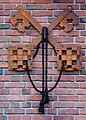 Boalsert, Sint-Fransicustsjerke, earetekens basilyk.jpg