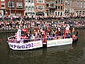 Boat 41 P&G292, Canal Parade Amsterdam 2017 foto 2.JPG