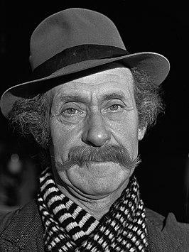 Bob de Lange in 1971